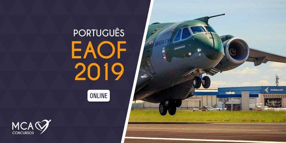 Curso EAOF Português 2019 (online) – MCA Concursos