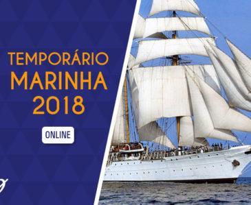 Temporário Marinha 2018 – Online