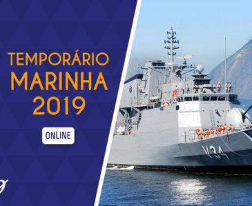 Temporário Marinha 2019 – Online