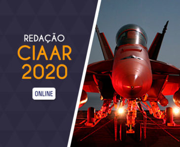 Redação Aeronáutica  2020