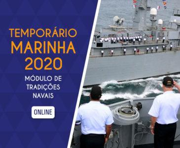 Módulo de Tradições Navais – Temporário Marinha 2019 EAD