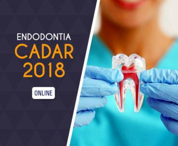 Endodontia CADAR 2018