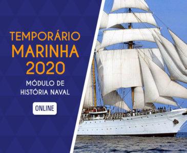 Módulo De História Naval – Temporário Marinha 2019 EAD