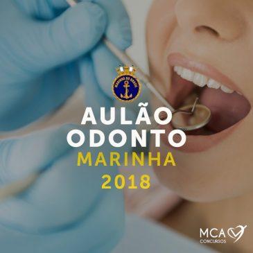Aulão Odonto Marinha 2018