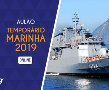 Aulão Temporário Marinha 2019