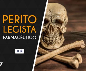 Farmácia – Toxicologia – Perito da Polícia Civil Online