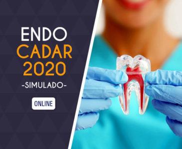 Endo Cadar 2020 Aulão + Simulado
