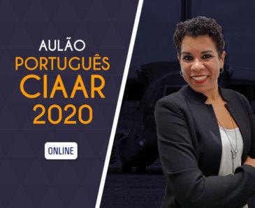 Aulão Português CIAAR 2020