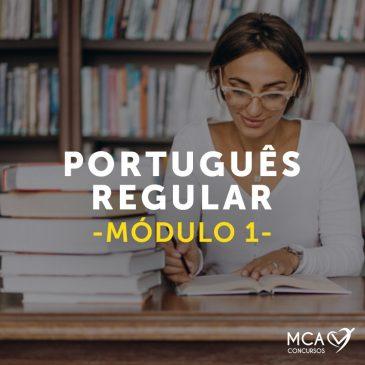 Português Regular- Módulo 1