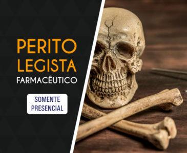 TOXICOLOGIA – Polícia Civil Perito Legista Farmacêutico – Somente Presencial