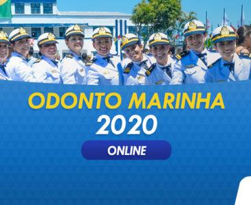 Odonto Marinha 2020 – Online