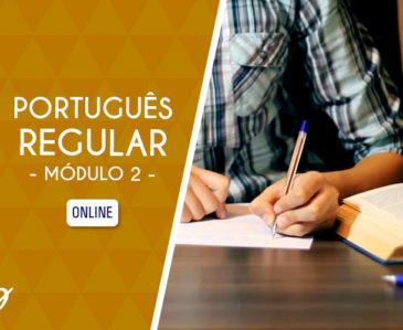 Privado: Português Regular – Modulo 2