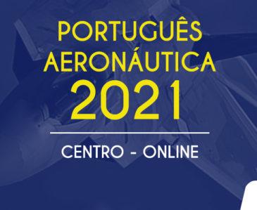 Português Aeronáutica 2021