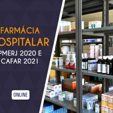 CAFAR – Farmácia Hospitalar