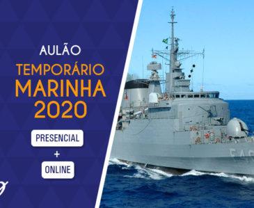 Aulão Temporário Marinha 2020