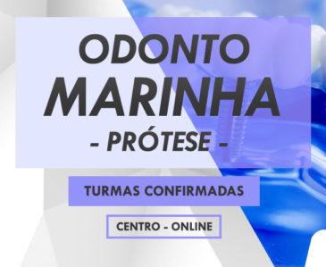 Prótese – Marinha 2020 (CONFIRMADA)