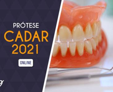 Prótese CADAR 2021