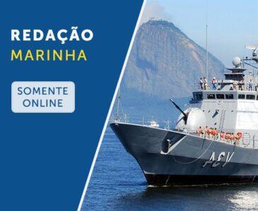 Redação Marinha 2020 – Online