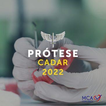 Prótese CADAR 2022