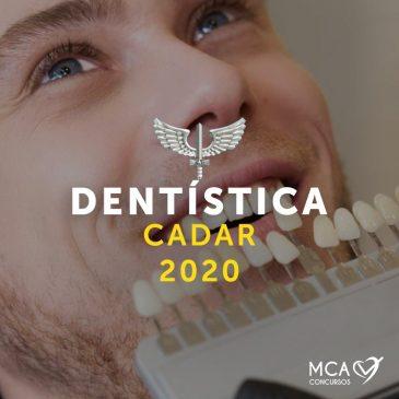 Dentística CADAR 2020