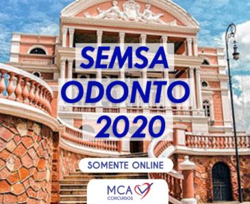 SEMSA ODONTO 2020