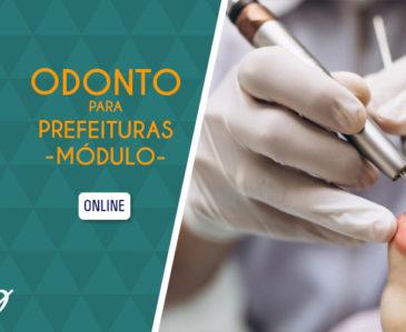 Módulo Odontologia para Prefeituras