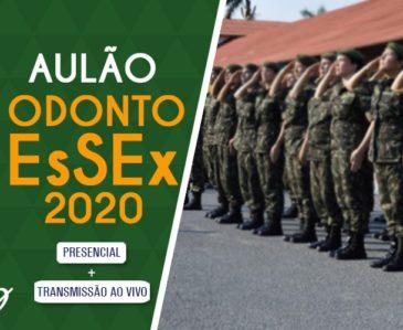 Aulão Odonto EsSEx 2020