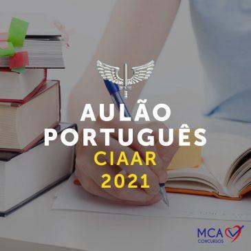 Aulão Português CIAAR 2021