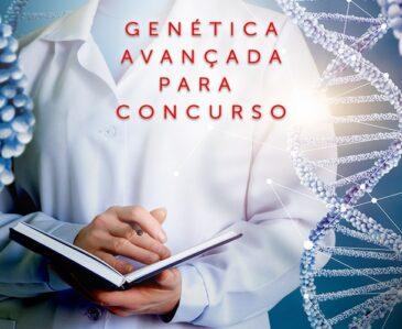 Genética Forense Avançada para Concursos