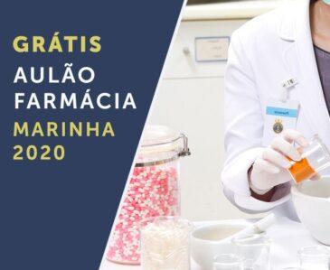 Aulão Farmácia Marinha 2020