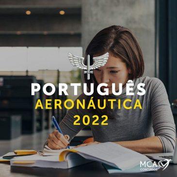 Português – Concurso Aeronáutica 2022