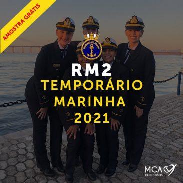 RM2 – Temporário Marinha Grátis