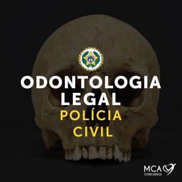 Módulo de Odontologia Legal – Turma Presencial aos sábados