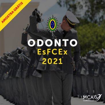 Odonto EsFCEX 2021 – Grátis