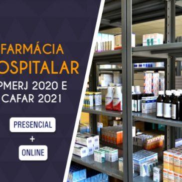 CAFAR – Farmácia Hospitalar – Presencial + Online