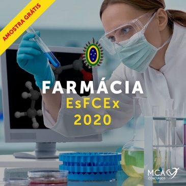 Farmácia EsFCEx 2021 – Grátis