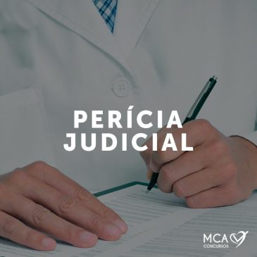 Curso de Perícia Judicial – Perito Credenciado do TJ