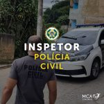 Polícia Civil – Inspetor (Presencial)