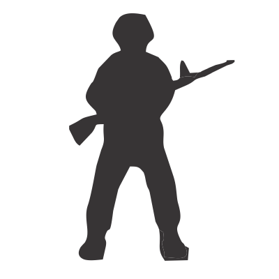 Ícone botão link para Cursos do Exército do curso preparatório MCA para concursos militares das forças armadas e prefeituras