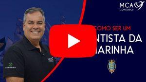 Imagem link para vídeo COMO SER UM DENTISTA DA MARINHA