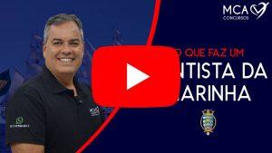 Imagem link para vídeo O QUE FAZ UM DENTISTA DA MARINHA