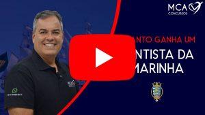 Imagem link para vídeo QUANTO GANHA UM DENTISTA DA MARINHA